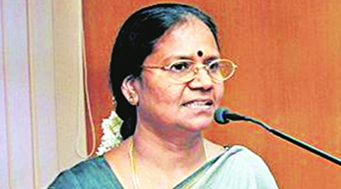 Sathiyavathy became India's first woman Director General of Civil Aviation