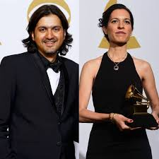 Ricky Kej and Neela Vaswani