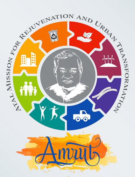 Atal Mission for Rejuvenation and Urban Transformation (AMRUT)
