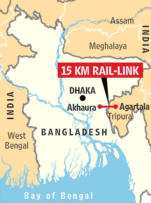 Indo-Bangla-Rail-Link