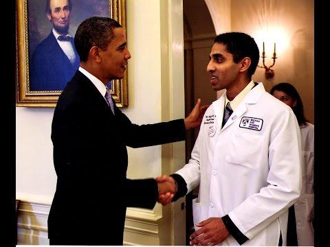 Vivek Murthy took oath as 19th US Surgeon General