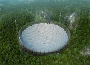 FAST - Five-hundred-meter Aperture Spherical Telescope