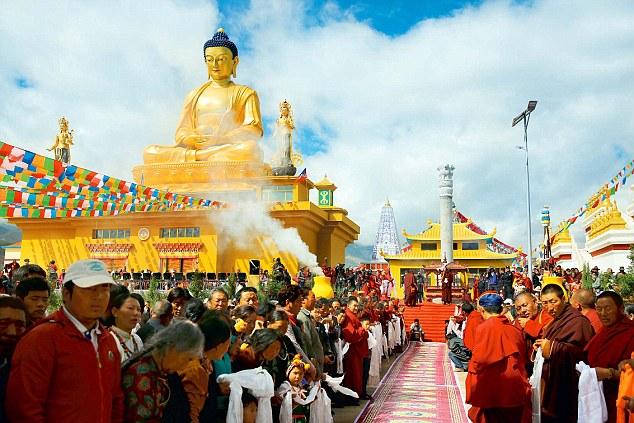 2000-year-old Ashoka stupa
