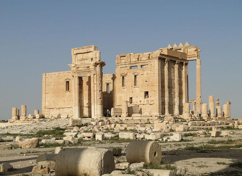 Bel Temple Syria