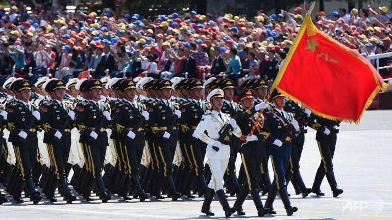 China's Parade