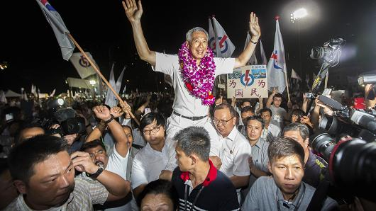 Singapore-General-Elections
