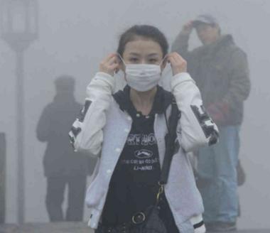 Indonasia-Smog