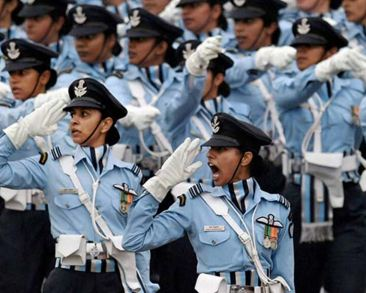 Women Pilots in IAF