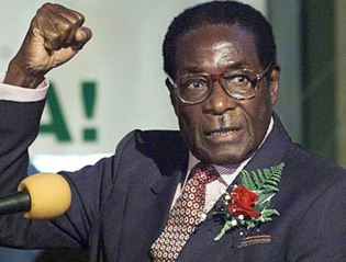 Zimbabwean President Robert Mugabe awarded with 2015 Confucius Peace Prize