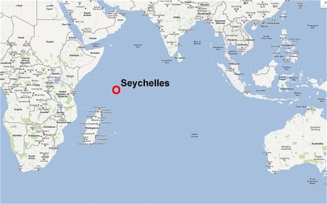 Where Seychelles Is Located In World Map Timekeeperwatches - Map of seychelles world