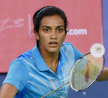 PV Sindhu in Macau Open Grand Pix-2015