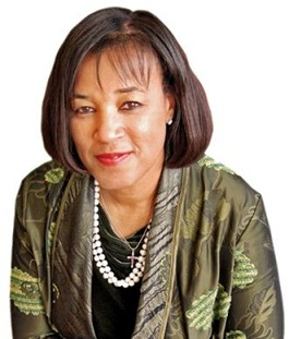 Patricia Scotland became the Commonwealth's first woman Secretary General