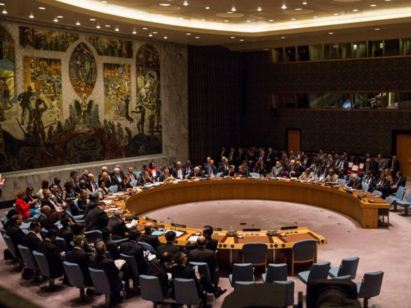 UN Security Council approved French-sponsored resolution urging action against ISIS