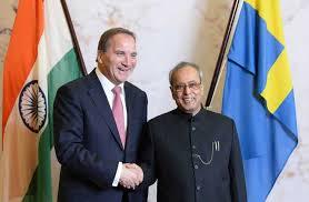 India-Sweden