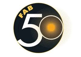 Forbes Asia's Fabulous 50