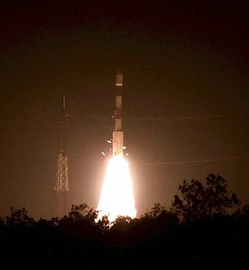 ISRO successfully launched five British satellites into space