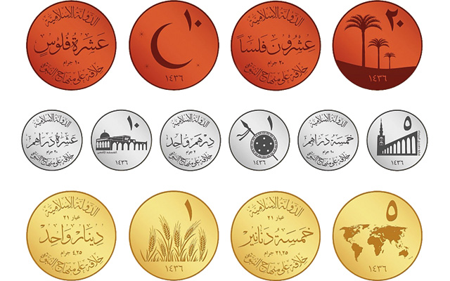 ISIS-coins