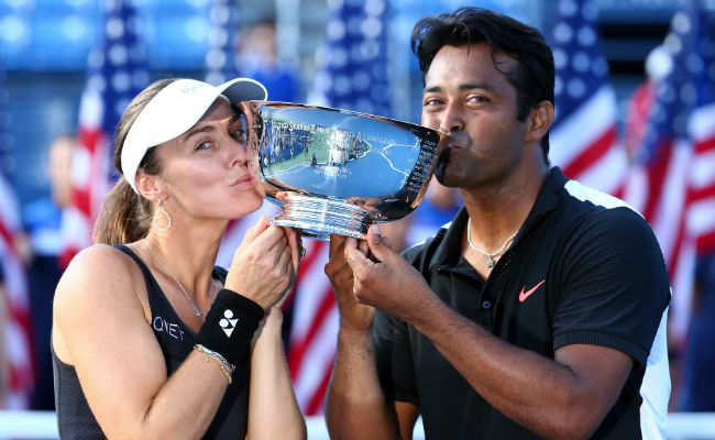 leander-paes-and-martina-hingis-US-Open