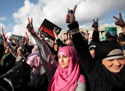 Arab Spring-Protest