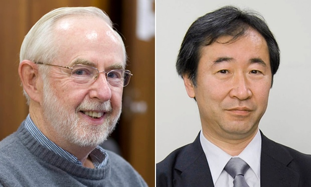Arthur B McDonald and Takaaki Kajita won 2015 Nobel Prize in Physics