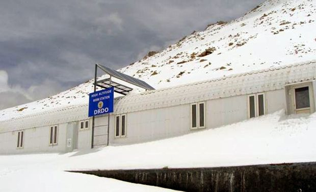 DRDO inaugurated world's highest Research Centre in Ladakh
