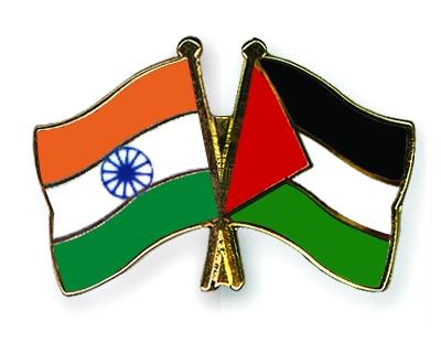India Palestine