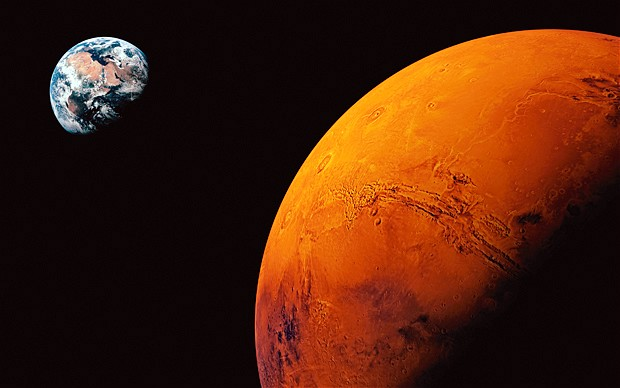 Nasa plans to set up Mars colonies by 2030