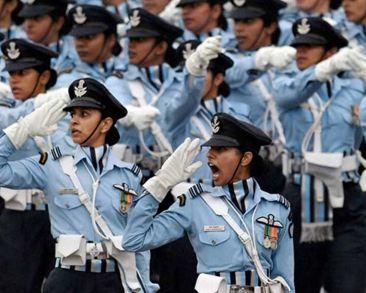 Women Pilots in IAF