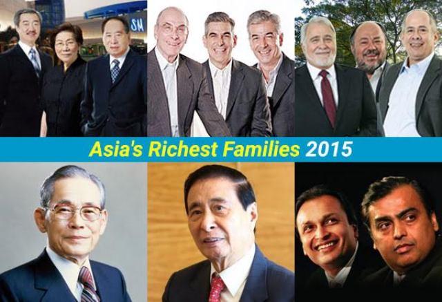 richest-asian-families