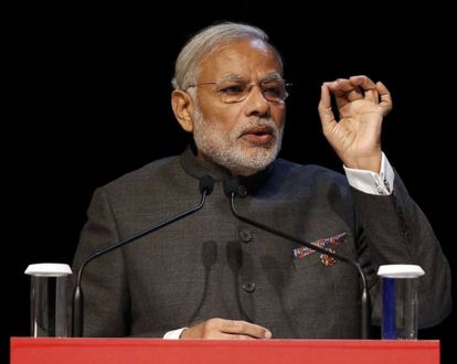 PM Narendra Modi at ASEAN-India-Summit-2015