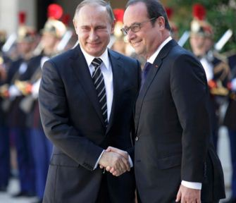 France And Russia