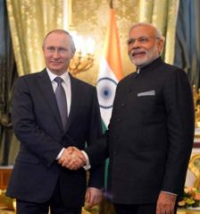 India, Russia signed 16 pacts to deepen bilateral cooperation